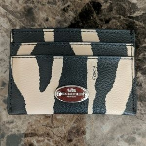 Small Authentic Coach wallet